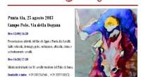 Il circolo ippico Punta Ala Cavalli celebra presso il maneggio e Campo Polo di Via della Dogana gli ultimi 10 cavalli vincitori del Palio di Siena, domenica 25 Agosto 2013. […]